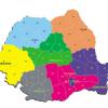 Reorganizarea teritoriala a Romaniei: 8 judete (Magajudetele – varianta)