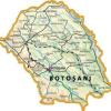 Judetul Botosani – localizarea si populatia
