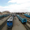 Trenuri Bucuresti – Sibiu, Sibiu – Bucuresti (Sibiu train station)