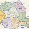 Regiunile Romaniei - proiectul de reorganizare a teritoriului discutat de Guvernul Ponta
