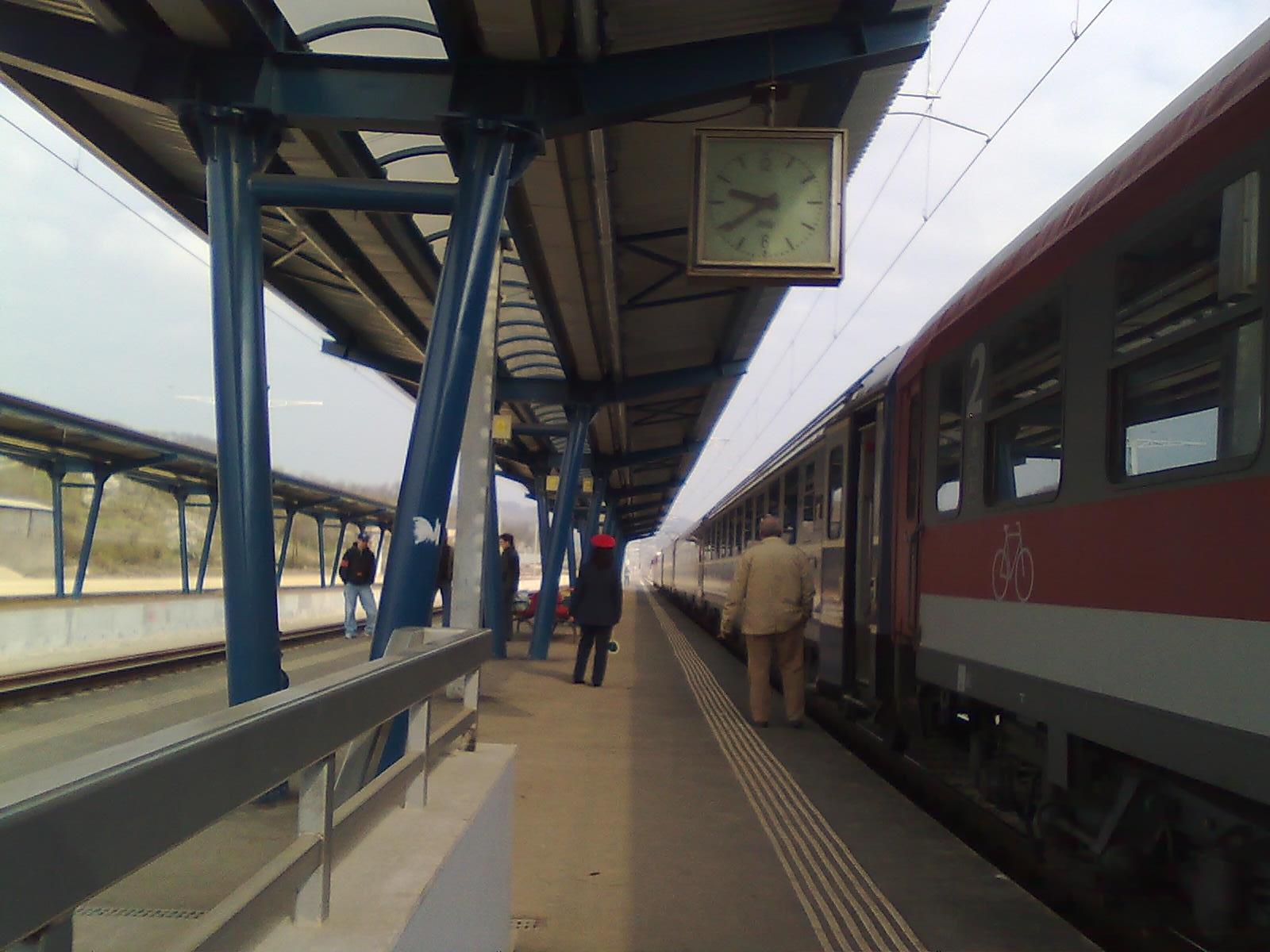 Trenuri Campina – Bucureşti