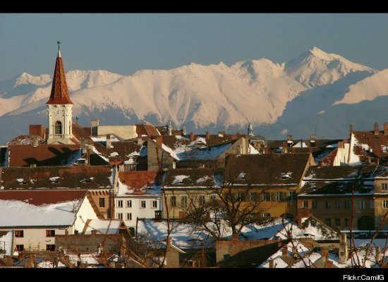 Romania uimitoare si ciudata