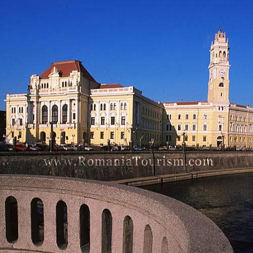 Imagini din Oradea: centrul vechi