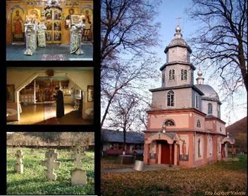 Mănăstirea Uspenia (Slava Rusa, Tulcea)