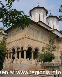 Biserica Coltea – km 0 al Romaniei cultural-politice